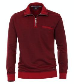 Sweatshirt mit Zip SNOS
