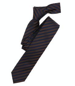 Krawatte NOS Venti 6cm, 200 braun