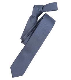 Krawatte Venti 6cm, 100 blau