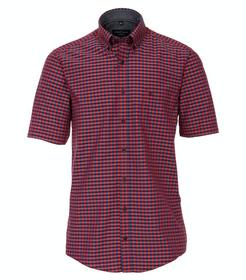 B.D. Casual Fit 1/2Arm L0448A - 400/400 rot