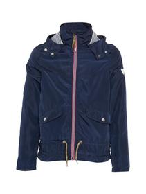 Jacke uni 1/1 stand-up-collar+