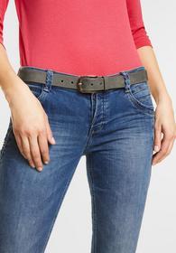 Velours Leather Belt