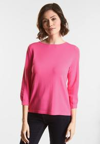 Pullover with Sleeve Detail