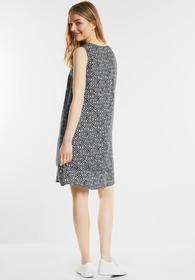 Kleid mit Grafikprint
