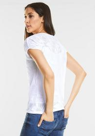 Cut Out Shirt