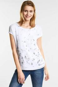 Feminines 3D Effekt Shirt