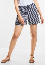 Loosefit Shorts mit Struktur