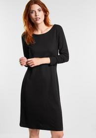 Schlichtes Jersey Kleid