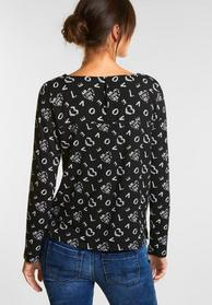 Allover Print Shirt Ulrika
