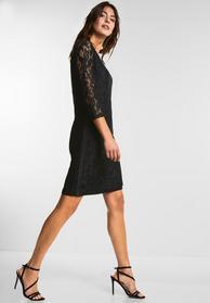 Feminines Spitzen Kleid