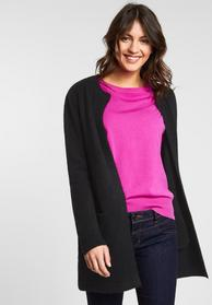 Cosy Open Front Cardigan