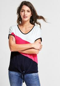Color Block Shirt Ramona