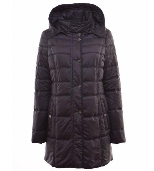 Thermofleece / Weather Protection Jacke mit Kapuze und Paspel