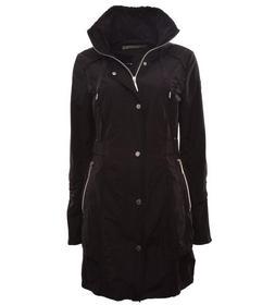 Femininer Mantel mit Funktion, wasserabweisend, atmungsaktiv und strapazierfähig
