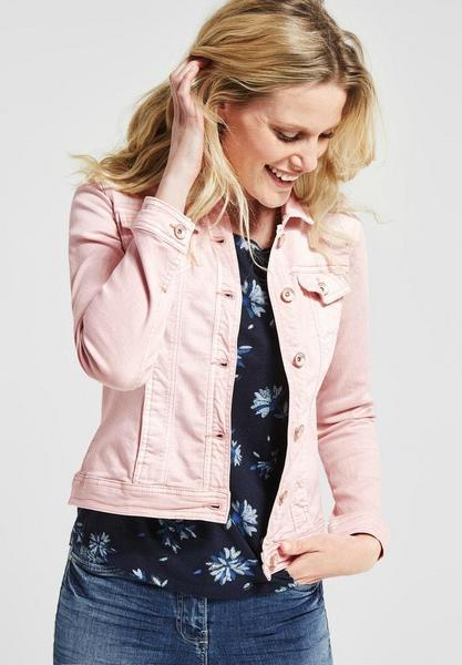 Color Denim Jacke Lejla