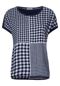 Karo-Style Shirt Meja