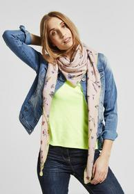 Cozy Schal mit Print
