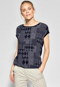 Grafik-Print Shirt Fiona
