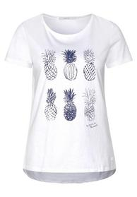Shirt mit Ananas-Print