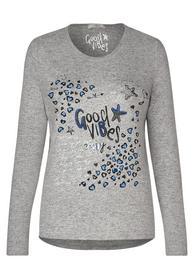 EOS_Good Vibes_Shirt - 30327/mineral grey melange