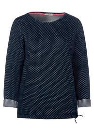 TOS Doubleface Shirt - 20128/deep blue