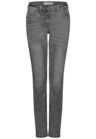 NOS Scarlett tapered grey, grey used wash
