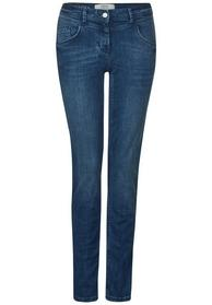 TOS Charlize slim galon - 10282/mid blue wash