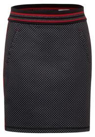 Minimal AOP Skirt - 30001/Black
