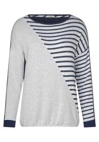 Shirt mit Patchwork-Muster