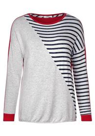 TOS Stripe melange patchwork
