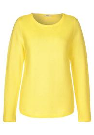 TOS Two tone Pullover - 22098/fresh yellow
