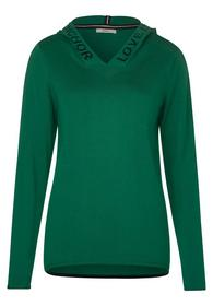 Sporty Hoody Pullover