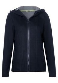 TOS Knit Bonded Sweatjacket