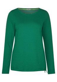 TOS Dot Doubleface T-Shirt - 22097/lucky clover gr