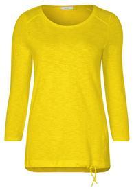 Unifarbenes Shirt Melia
