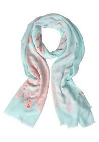 Paisley Embroidery Scarf