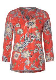 Shirt im Tunika-Style