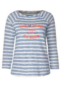 Shirt mit Schriftzug vorne