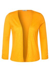 NOS T-Shirtjacket - 12050/mango yellow
