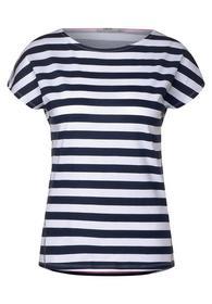 Stripe Shape Shirt