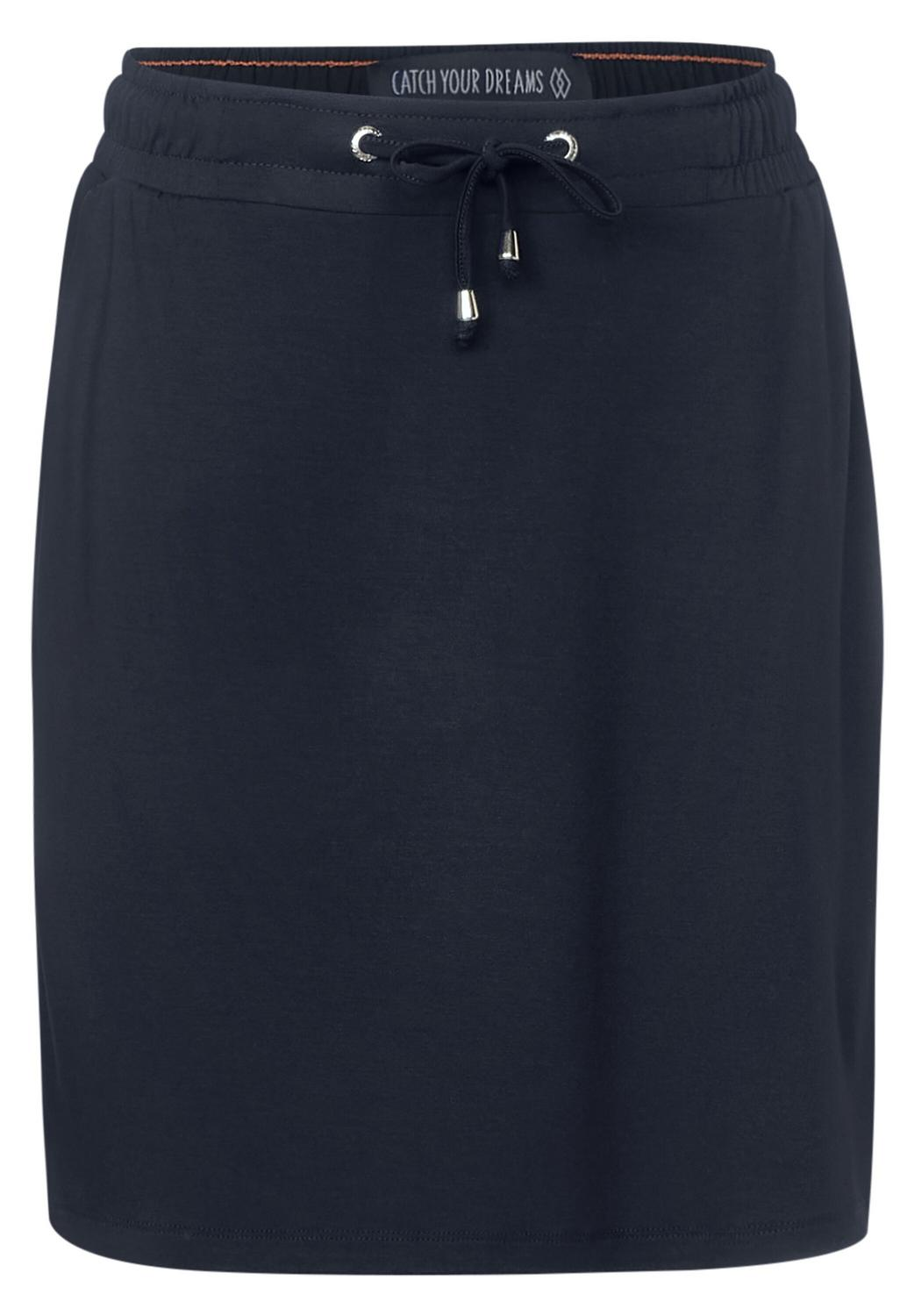 Jersey Skirt Solid