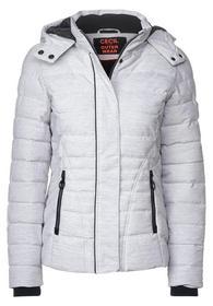 Melange Padded Jacket