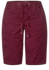 Lockere Shorts aus Baumwolle