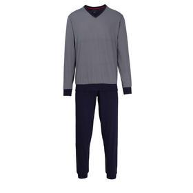BUGATTI Herren Pyjama bedruckt 1er Pack