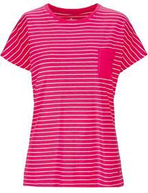 Streifen-Shirt 1/2 Arm-M