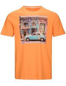 Basefield Rundhals T-Shirt CUBA