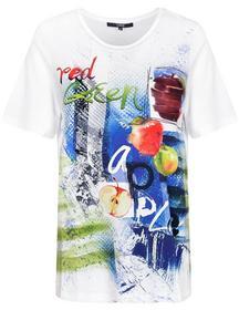 Rdh.-Shirt, 1/2 Arm,Frontdruck-38