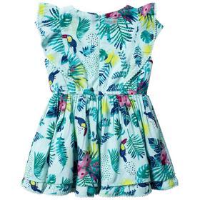 Md.-Kleid mit Höschen