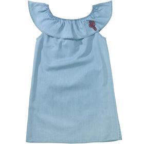 Mädchen Offshoulder-Kleid-140