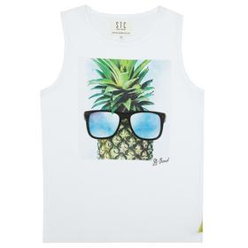 Staccato Tank Top Ananas